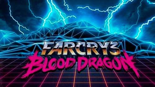 Перенос игры Far Cry 3: Blood Dragon