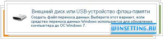 USB-флэшка в качестве внешнего устройства